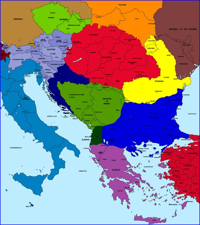 Adriatic,Aegean,BlackSea&Balkans-2