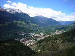 Panorama Trento Germany