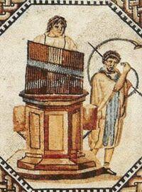 Roman Musical Instruments