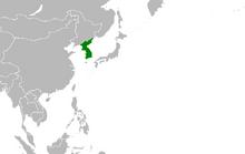 Location of Korea (Myomi)