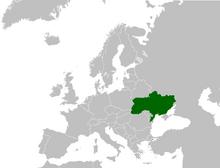 Location of Ukraine (Myomi Republic)