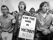 Vietnam protest rs