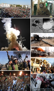 Libyan civil war SIADD