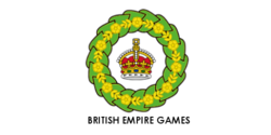 British Empire Games flag (TNE)