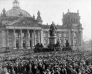 Socialist rally