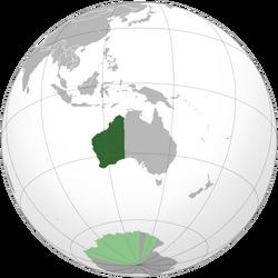 Westralia Orthographic DownDifPath