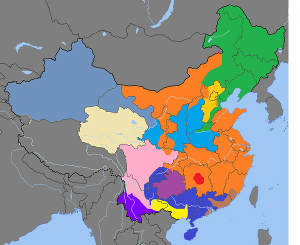Mandate of Heaven Base Map