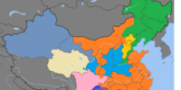 Mandate of Heaven (Map Game)