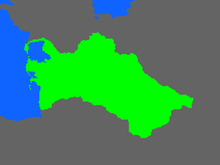 Turkmenistan (Alternative 2014)