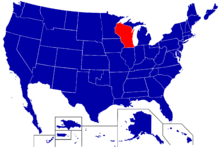 Wisconsin DownDifPath