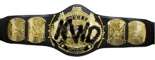 NWo winged eagle belt