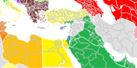 2003.25 to 2005.50 (Night of the Living Alternate History Map Game)