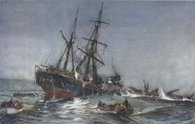 The Wreck of the Birkenhead