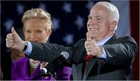 President McCain acceptance speech