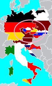 Location European nation states-bmp