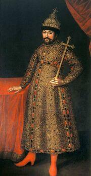 Tsar Mikhail I