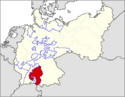 CV Map-DR-Württemberg 1918-1934