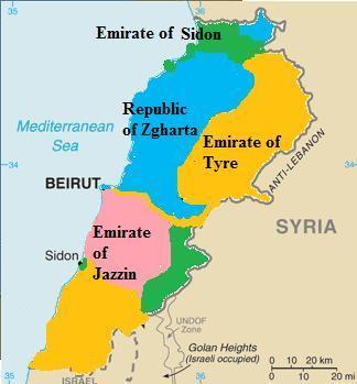 Religion libanoo