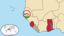 Map of British West Africa (TNE)