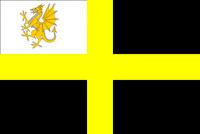 Royal Welsh Navy Jack