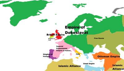 1821europe