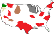 AN-FD (Post-American) Post-1999 Religions