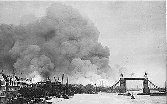 London Blitz 791940