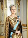 Queen Margrethe II of Denmark small