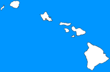 Hawaii-map