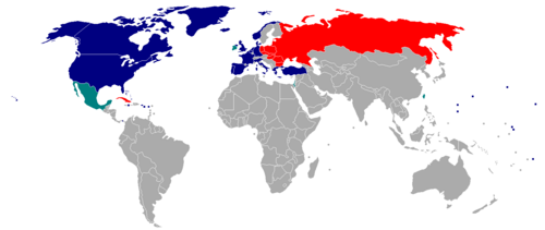 Coldwarmap
