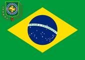 Brazil Flag (World of the Rising Sun)