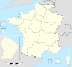 France Subdivisions SSY