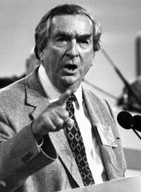 Denis Healey (labour conference)