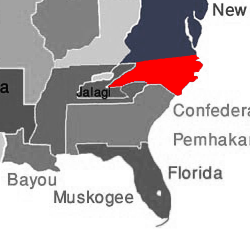 Map New England Varieta (VegWorld)