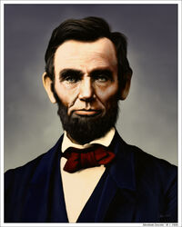 Abraham Lincoln by wendelin-1-