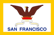 Flag of San Francisco