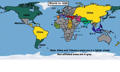 Easternized World in 1926