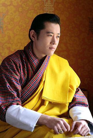 File:Jigme Khesar Namgyel Wangchuck.jpg