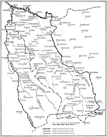 File:Map of Zaolzie.PNG