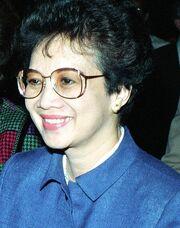 Corazon Aquino 1986