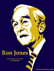 Ron Jones 2016