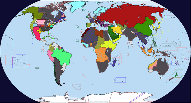 Diversa Pars Map Game 1932 Map