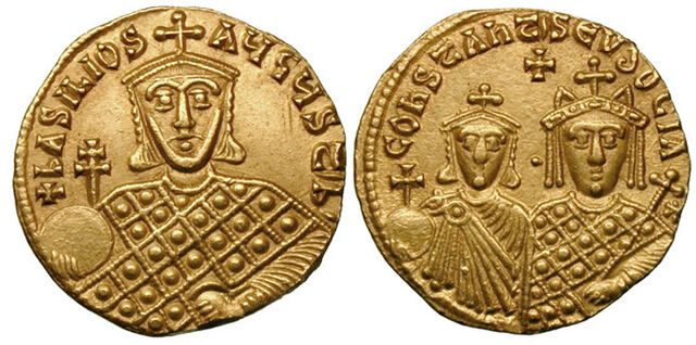 File:Solidus-Basil I with Constantine and Eudoxia-sb1703.jpg