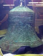 1415802380916 Image galleryImage The bell of the HMS Erebu