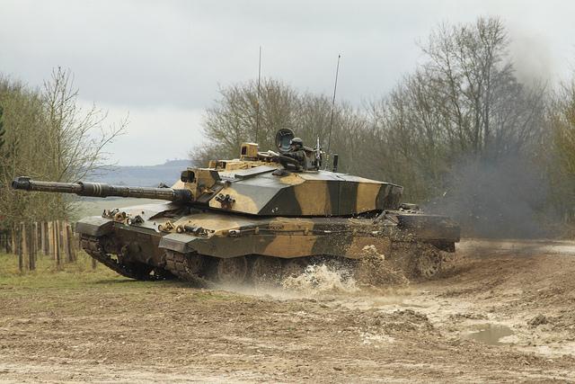 File:IMAW Tank leaving for battle.jpg