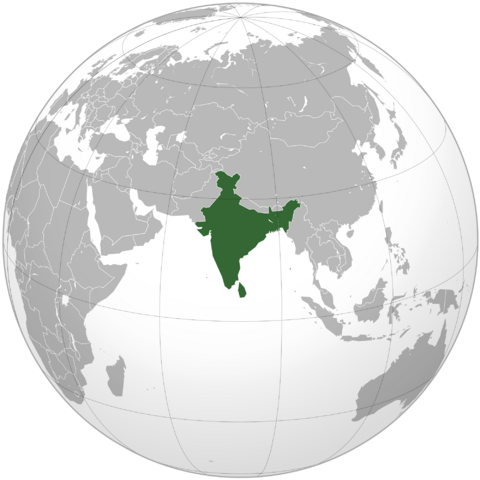 File:India (orthographic projection-Arrival).png