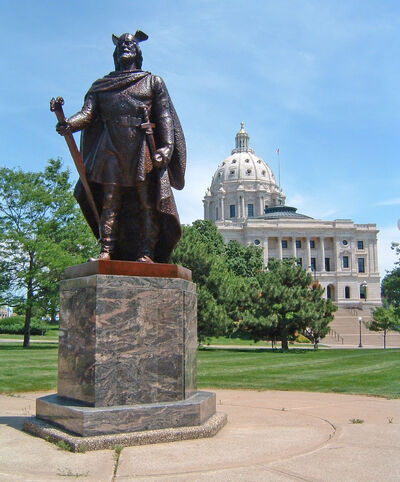 Viking at SL Capitol