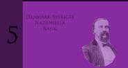 Denmark-Sweden $5