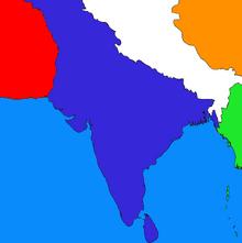 New Maurya Empire
