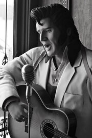 A deep dive into the wonders of Skellville- Elvis!